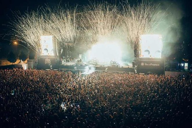 France lifts COVID-19 restrictions on outdoor events