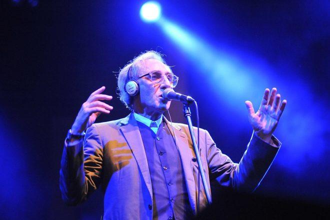 Italian music legend Franco Battiato dies at 76