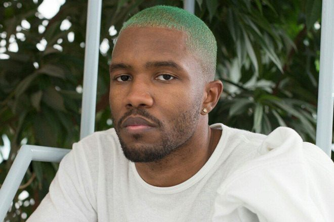 Frank Ocean's new albums ineligible for Grammys