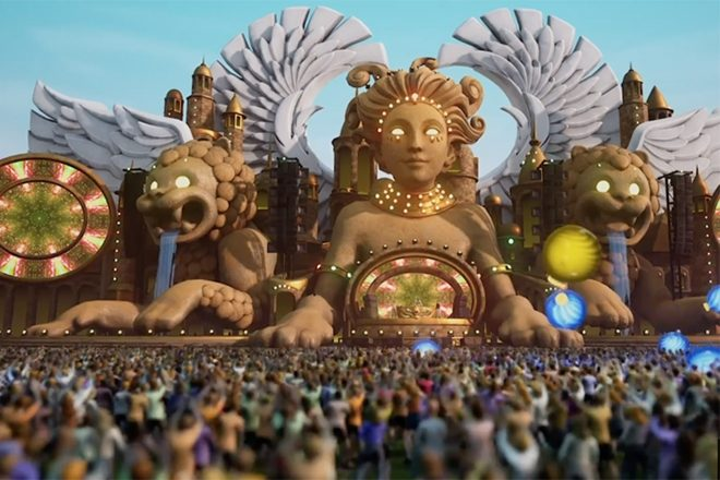 Real-life DJs try to smash a festival set in DJ video game FUSER
