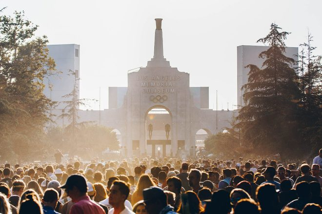 Los Angeles' FYF Fest has been cancelled