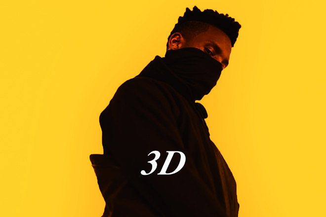 GAIKA announces Warp Records deal with the frightening '3D'