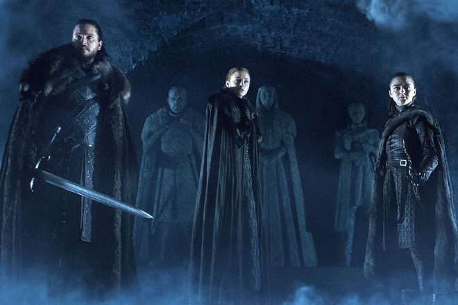 The Game of Thrones season 8 trailer is here