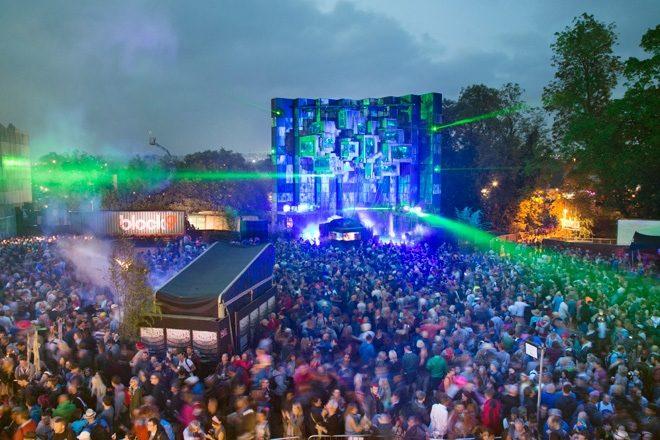 Glastonbury's Block9 reveals new art and music project, IICON