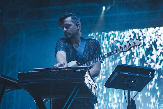 A full night of live sets from St Germain, Bonobo and Matthew Dear come to The Brooklyn Mirage
