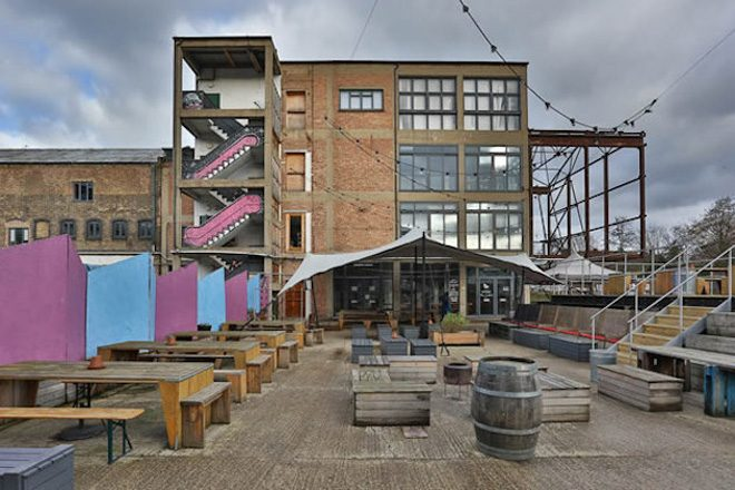 London's Brilliant Corners is opening up for a summertime club series