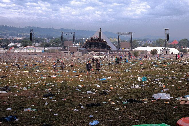 Glastonbury under fire for exploiting European workers on zero hour contracts