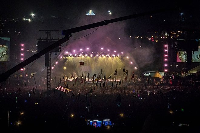 Glastonbury could host 50,000 people at Pyramid Stage this summer