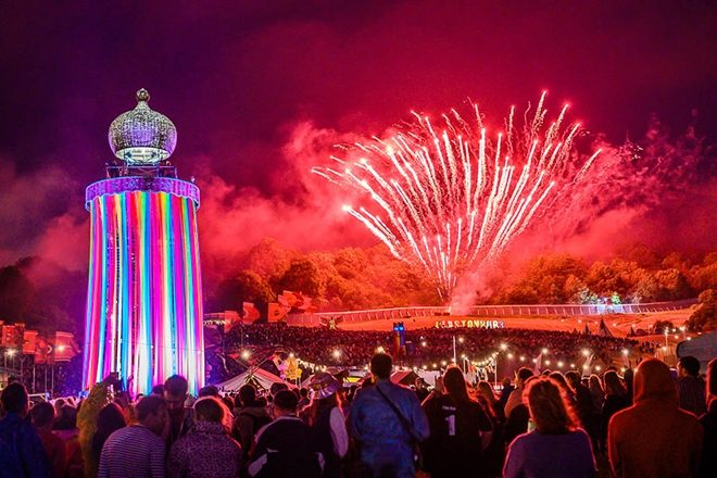 Glastonbury organisers have launched a new festival