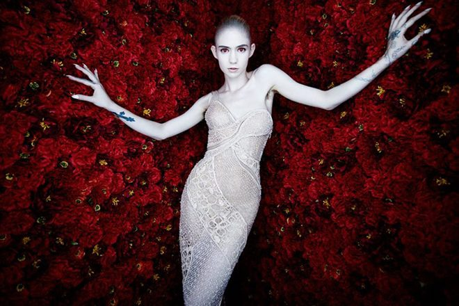 "Grimes reveals ""working"" tracklist for new album"