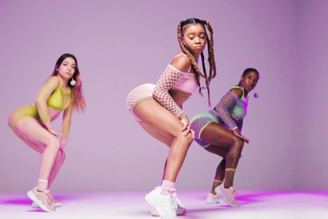 Introducing GYAL TIME, a celebration of women dancehall dancers