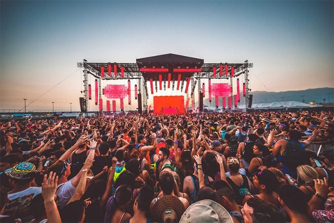 A 19-year-old has died after attending HARD Summer Music Festival in California