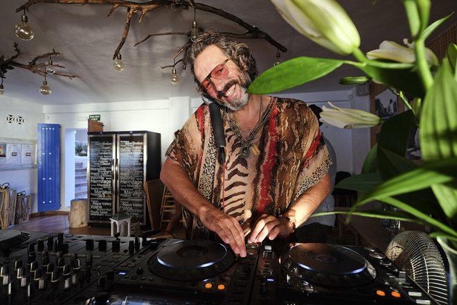 DJ Harvey is playing Artwork's A Lovely London Festival