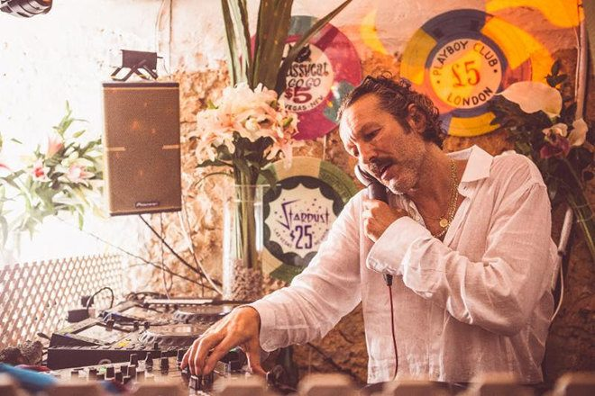 DJ Harvey to launch Pikes Records with 'The Sound Of Mercury Rising'