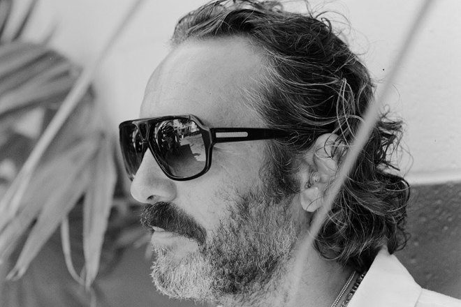 DJ Harvey is hosting hedonistic house parties in Ibiza this summer