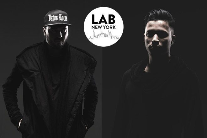 Hector and David Gtronic in The Lab NYC