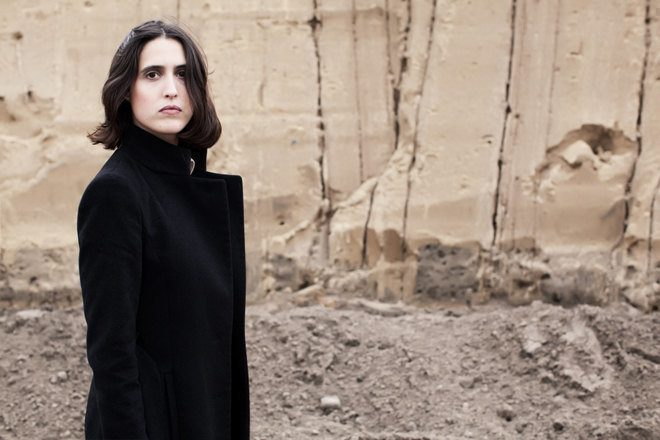 Listen to an expressive new mix from Helena Hauff