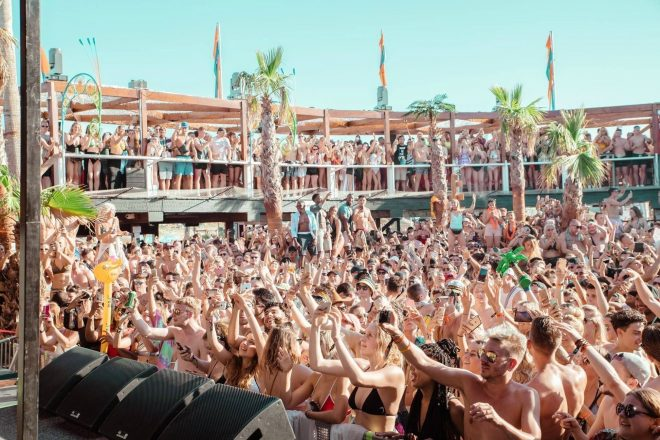 British man stabbed to death at Hideout Festival in Croatia