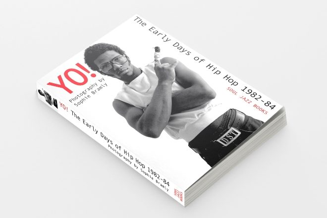 The early days of New York hip hop to be explored in new book