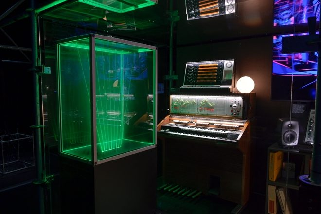 There's a history of electronic music exhibition heading to London