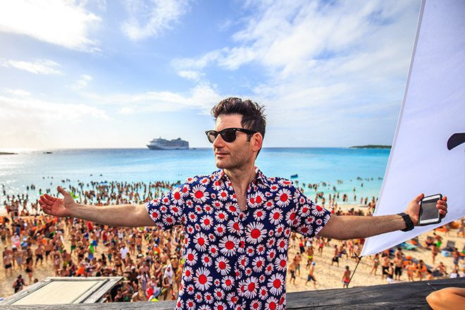 Live Nation is reportedly pushing Gary Richards out of Holy Ship!
