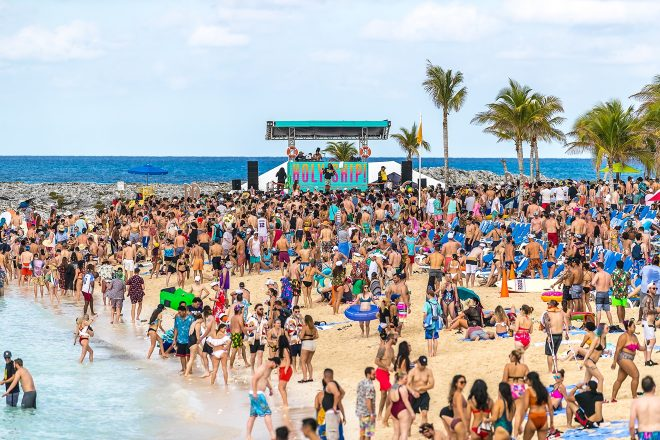 Holy Ship! introduces its new resort-based party called Wrecked
