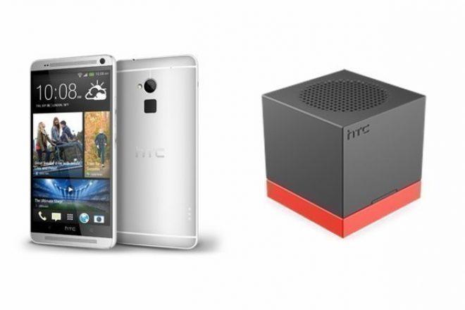 HTC One Max + HTC Boombass