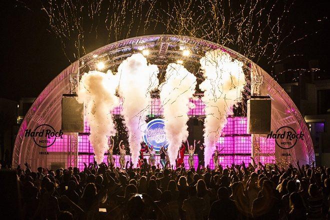 Ibiza's pilot rave set for Hard Rock Hotel