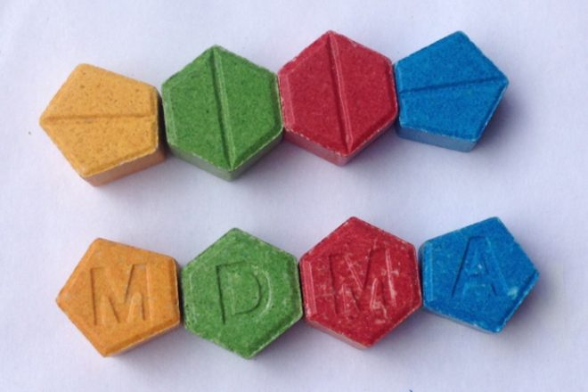 600,000 ecstasy pills have been seized by police