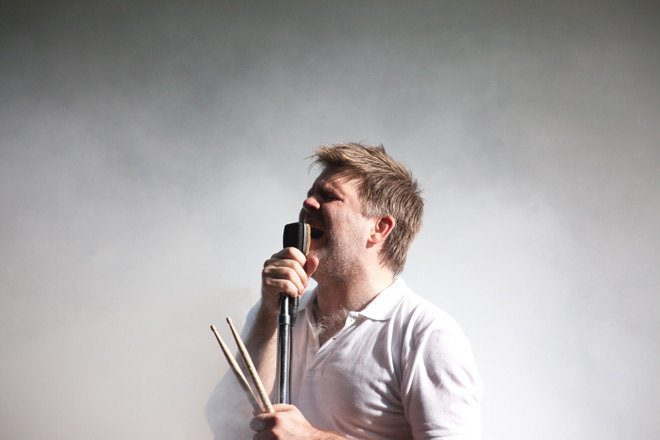 James Murphy is opening a new cafe and nightclub in Brooklyn