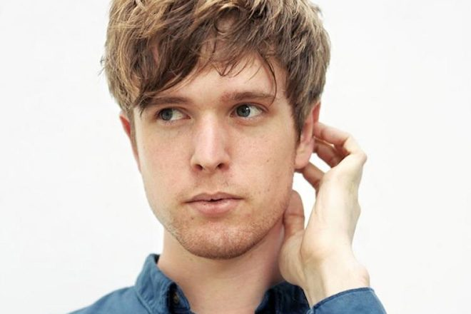 "James Blake doesn't want his tracks to be labelled as ""sad boy music"""
