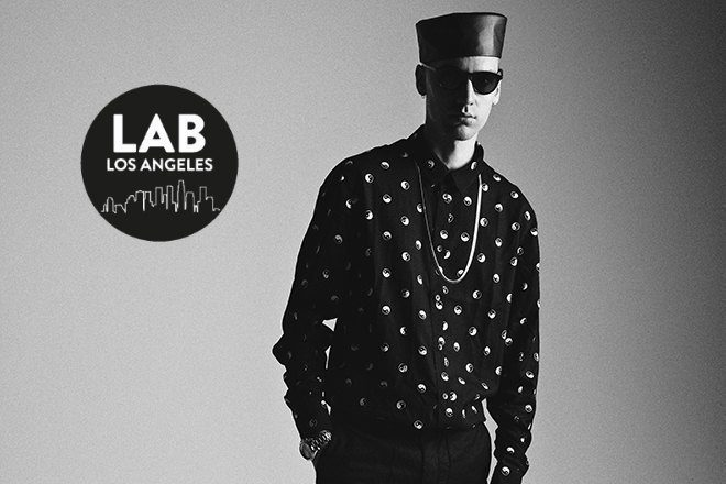 Ultramajic Takeover in The Lab LA with Jimmy Edgar and Vin Sol