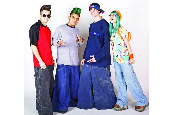 JNCO Jeans are going out of business