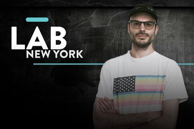 Joakim in The Lab NYC