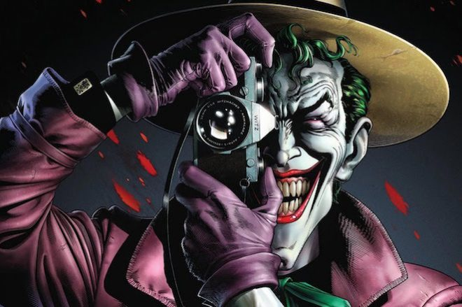 Martin Scorsese produziert einen Joker-Film