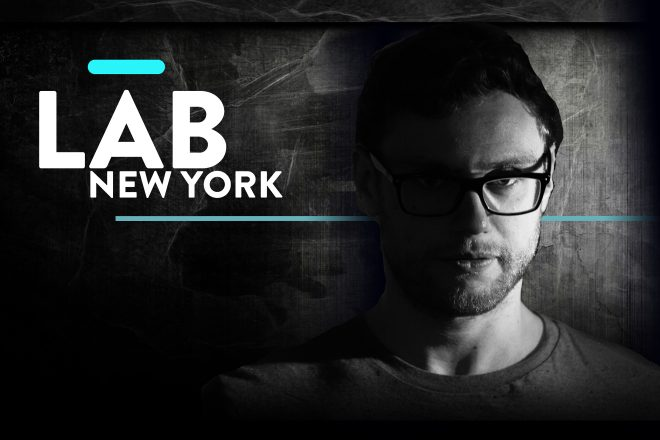 Josh Butler in The Lab NYC