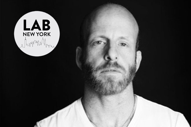The Juan MacLean in The Lab NYC