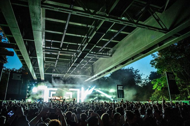 Carl Cox and Nina Kraviz have been announced for London's Junction 2 festival