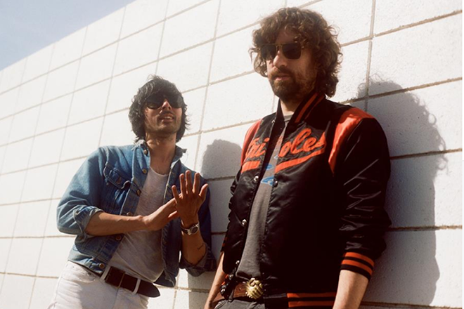 Justice unveil new version of 'Randy' off their live album 'Woman Worldwide'