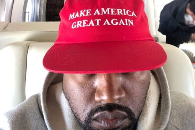 Kanye West compares backlash for his Trump support to racial profiling