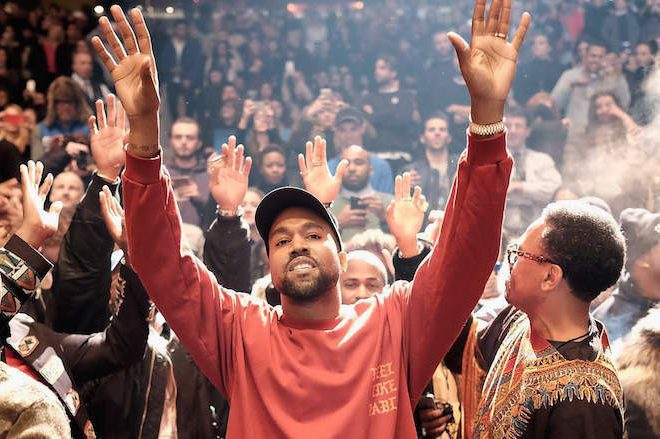 Kanye West confirms new release date for 'Jesus Is King'