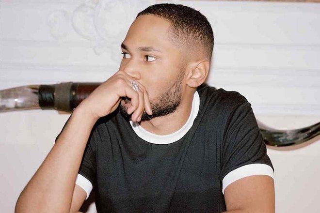 Kaytranada sings on Kendrick Lamar's newly announced album 'DAMN.'