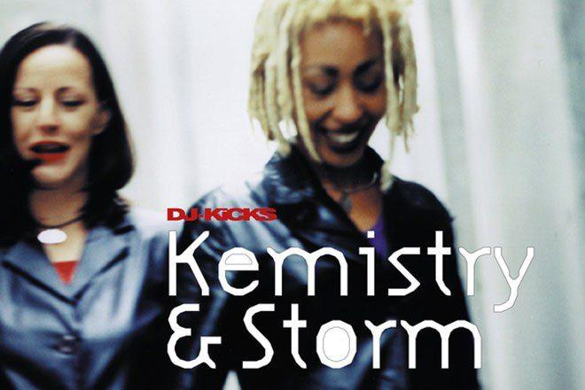 Kemistry & Storm's seminal DJ-Kicks mix is getting a reissue