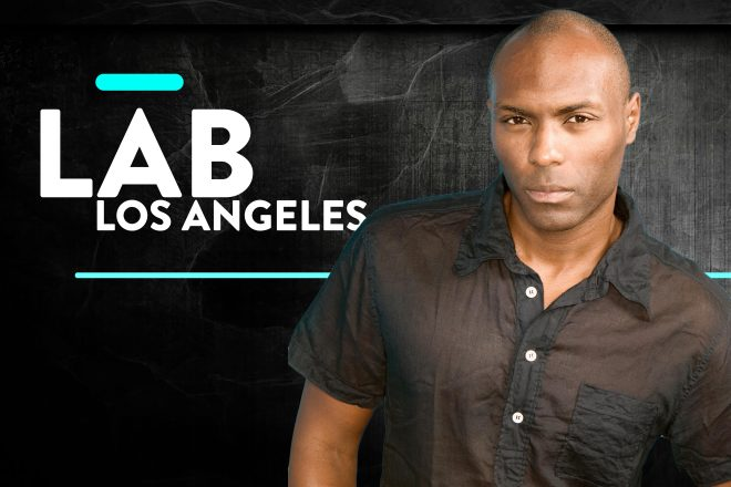 Kenny Larkin in The Lab LA