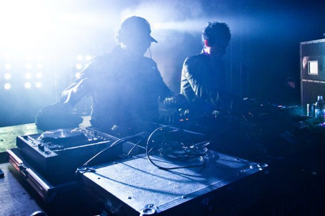 Mixmag Live with Knife Party