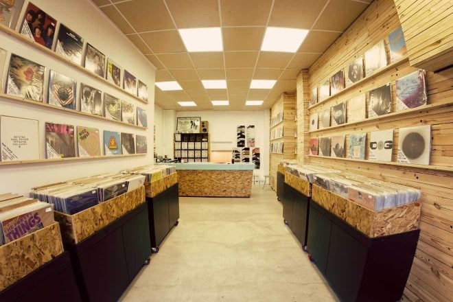 A new book celebrates London's best-loved record stores