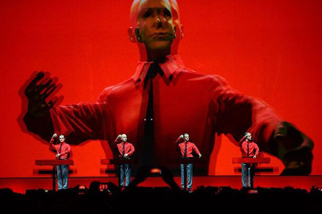 Kraftwerk 3-D The Catalogue provides an expansive look at their live show
