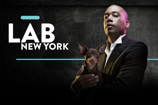 Carl Craig in The Lab NYC