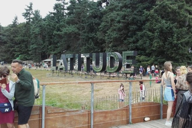 Just 20 Latitude Festival attendees out of 40,000 have tested positive for COVID-19