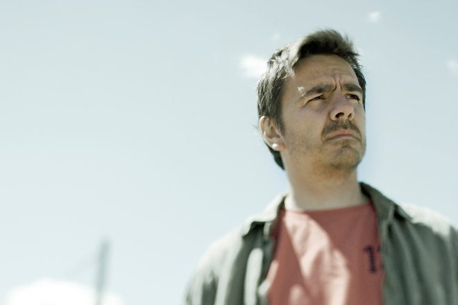 Laurent Garnier has received the French Legion of Honour